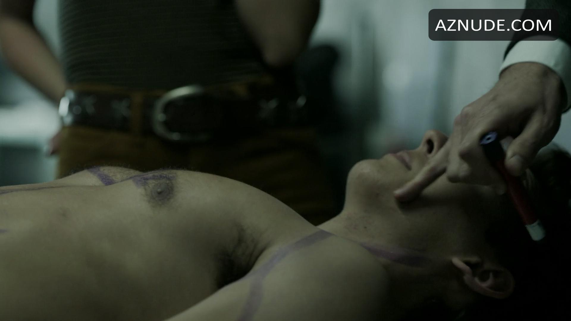 MIGUEL HERRAN Nude  AZNude Men