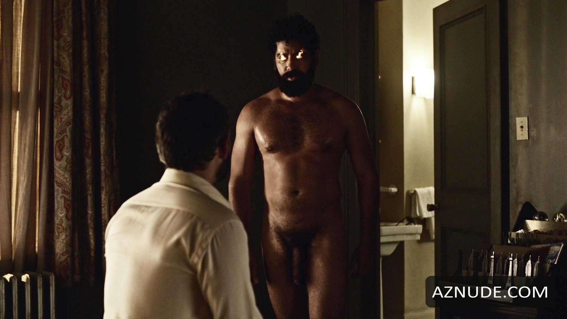 MOUSA KRAISH Nude  AZNude Men