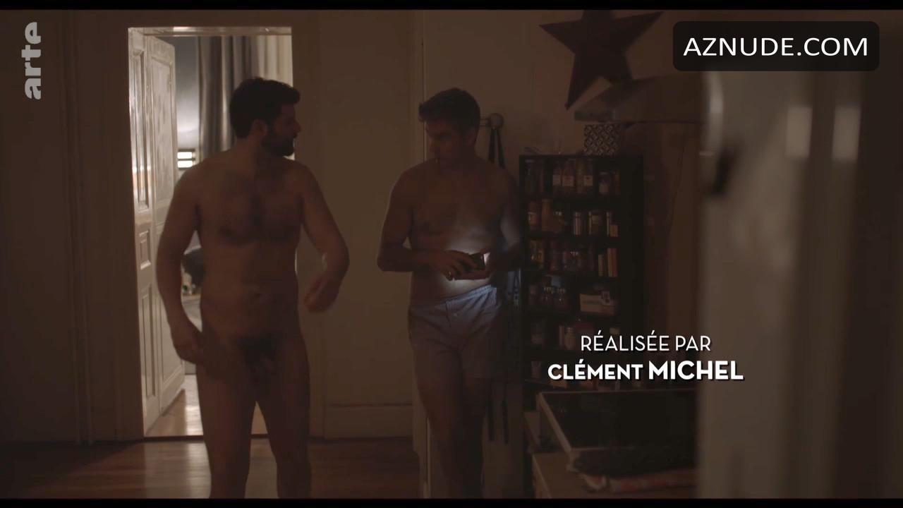 OLIVIER BARTHELEMY Nude  AZNude Men