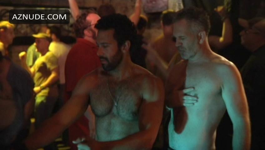 SEBASTIAN LA CAUSE Nude  AZNude Men