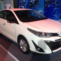 Toyota Yaris Ativ Trd All New Camry Thailand Novo Nacional Desafia Vw Polo E Fiat Argo