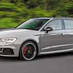 Avaliacao Audi Rs 3 Sportback E Exagero Em Forma De Carro Familiar