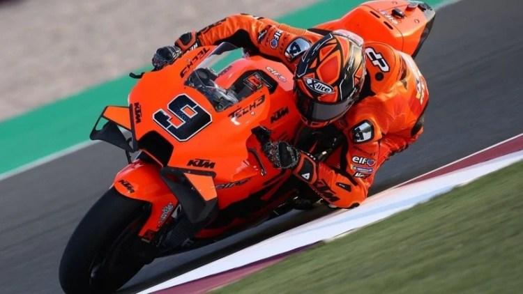 """MotoGP, Petrucci: """"Non ho ancora sfruttato tutto il potenziale della KTM"""" -  Motosprint"""