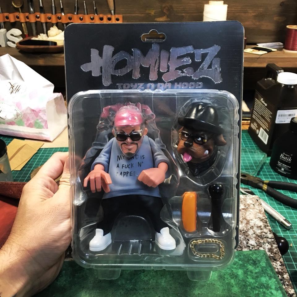 特別企劃 │ 老男孩的玩具夢!來看看狗哥 MC HotDog 工作室中的超狂玩具收藏 網友問:「確定這不是玩具店 ...