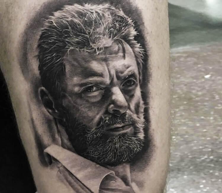 Logan Tattoo By Douglas Prudente Post 27207