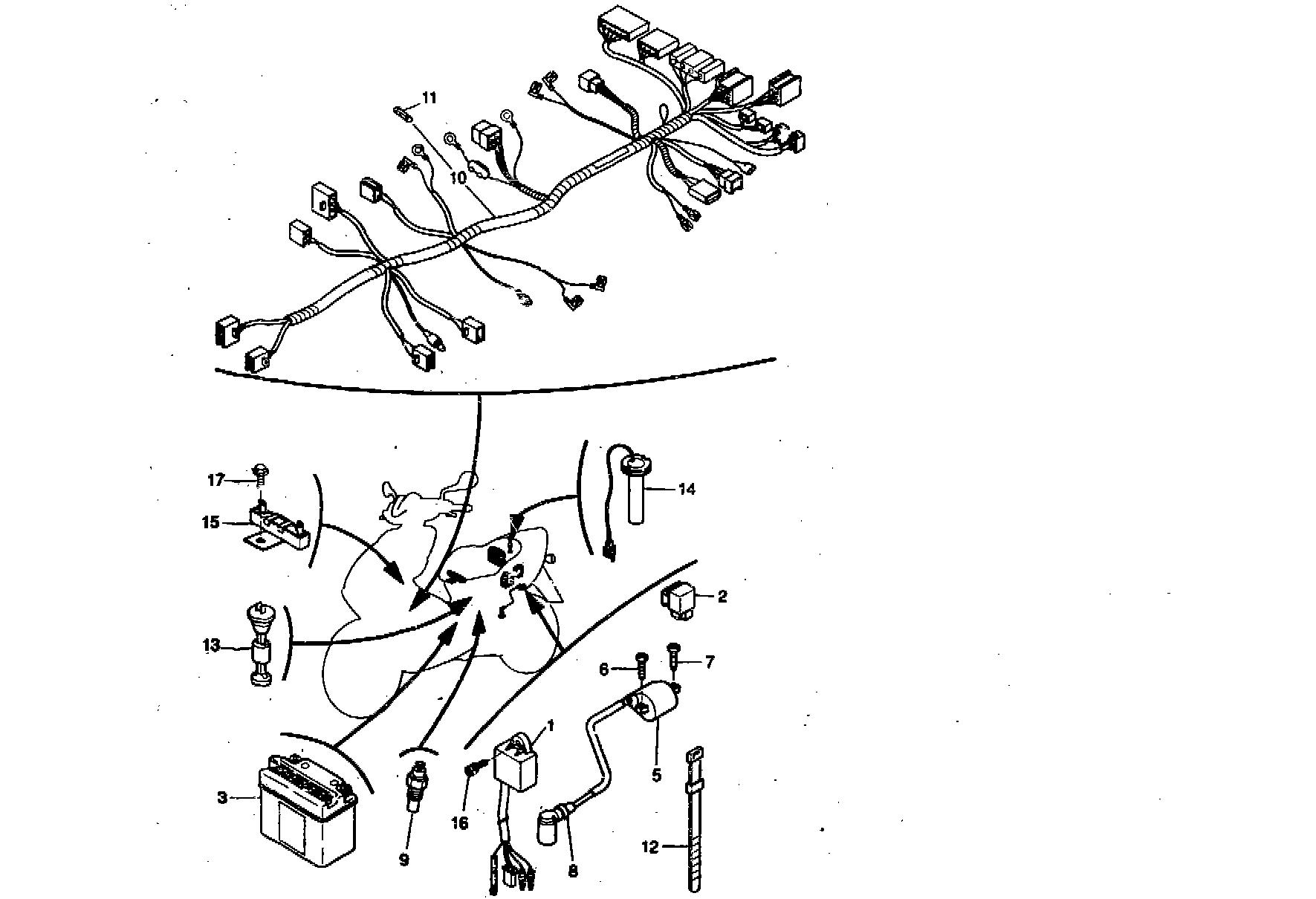 Piezas De Recambio Yamaha Aerox 50 R Bobina