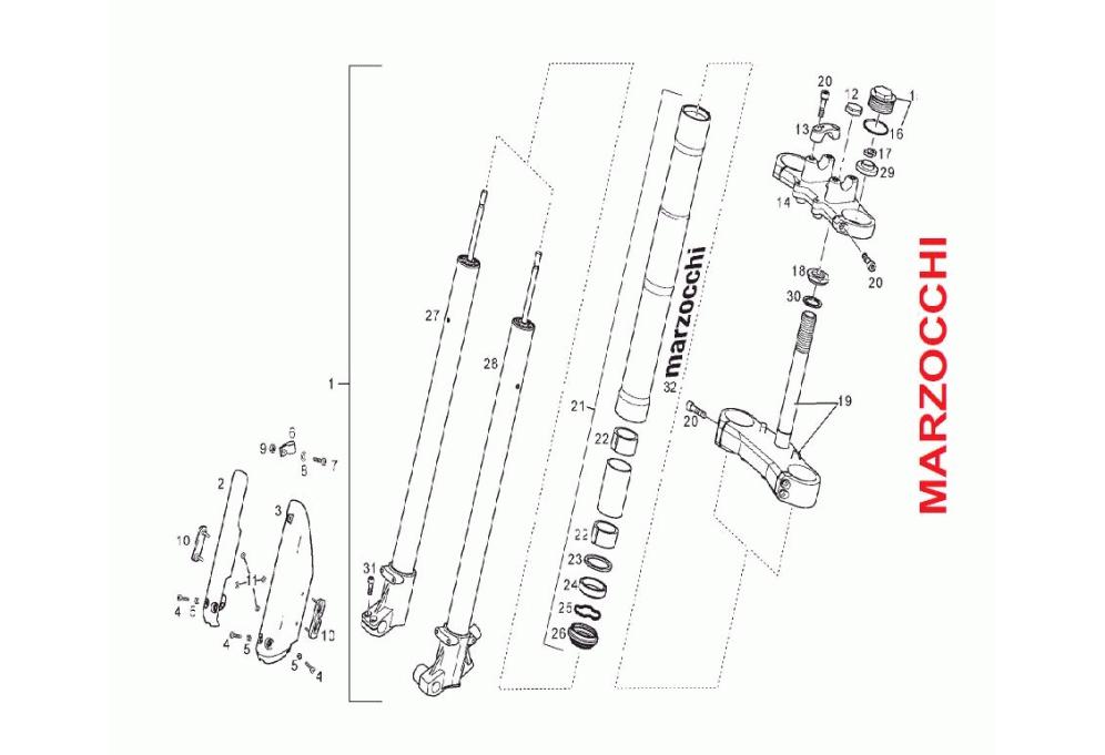 Onderdelen Derbi Senda SM 50 2T DRD Pro E2 2005-2011 (EMEA