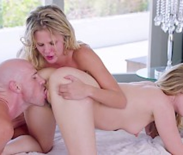 Johnny Sins With Two Sex Crazed Orgasm Seekers