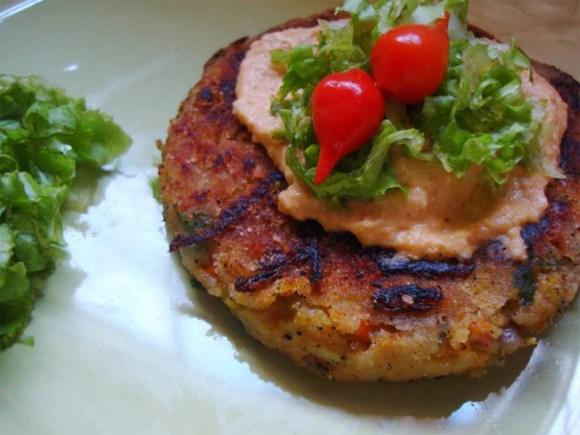 Medalhão-Legumes-Tofu-Vegano