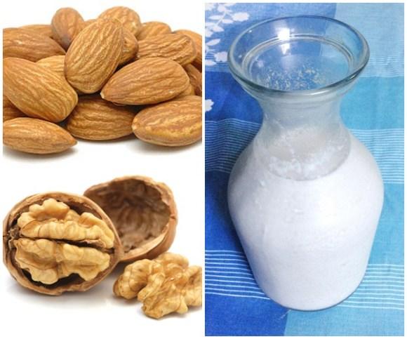 leite-vegetal-caseiro-amendoas-nozes-vegano-cálcio-ossos