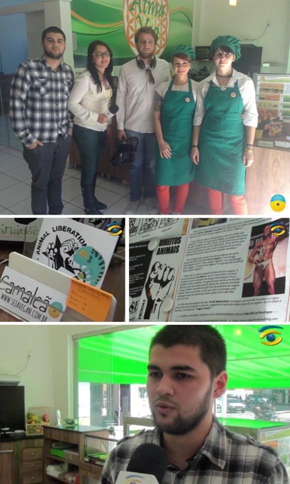 portal-notícias-guia-taubaté-vegetarianismo-veganismo-atma-veg-camaleão-região