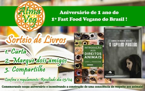 ultima-oportunidade-para-concorrer-ao-sorteio-de-livros-veganos-o-espelho-partido-atma-veg-fast-food-vegano