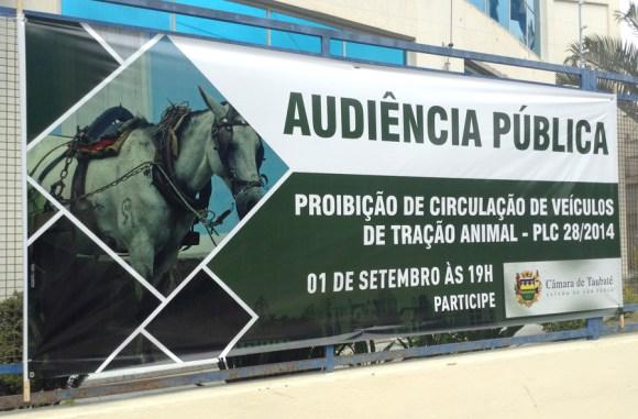 audiencia-tratara-sobre-proibicao-de-carrocas-em-taubate-vereador-douglas-carbonne-jeferson-campos-ONG-CAMALEÃO