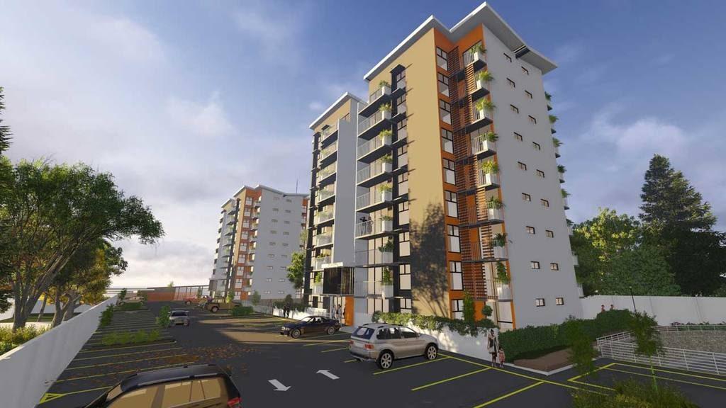 Santa Tecla tendr su primera torre de apartamentos