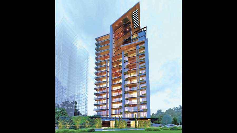 Construirn torre de apartamentos de lujo en San Benito  elsalvadorcom
