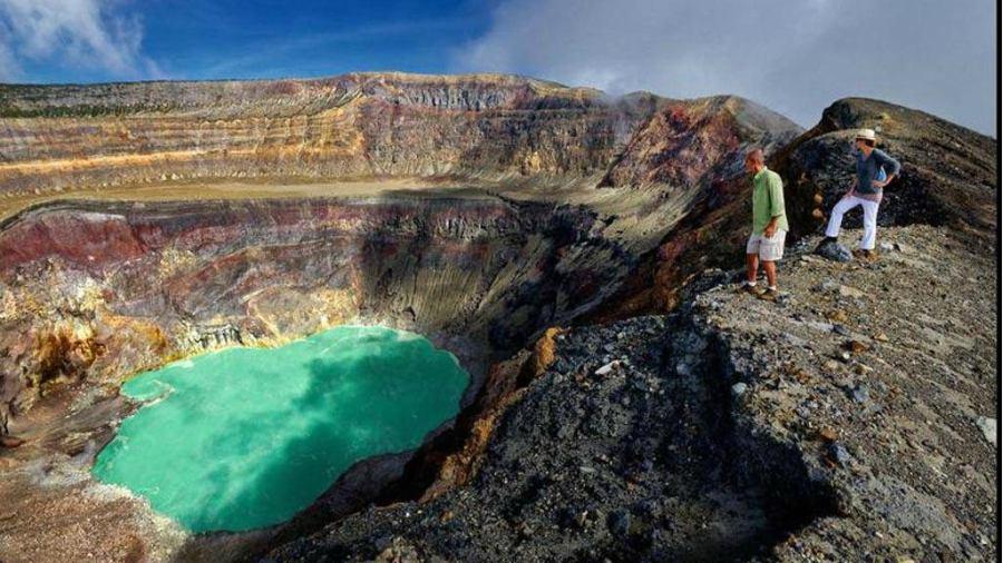 El Salvador entre los destinos Top para visitar en 2018