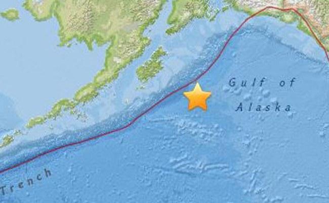 Terremoto De 8 2 En Alaska Provoca Alerta De Tsunami