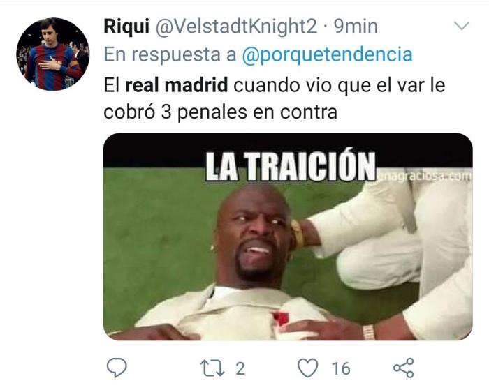Memes Real Madrid 18