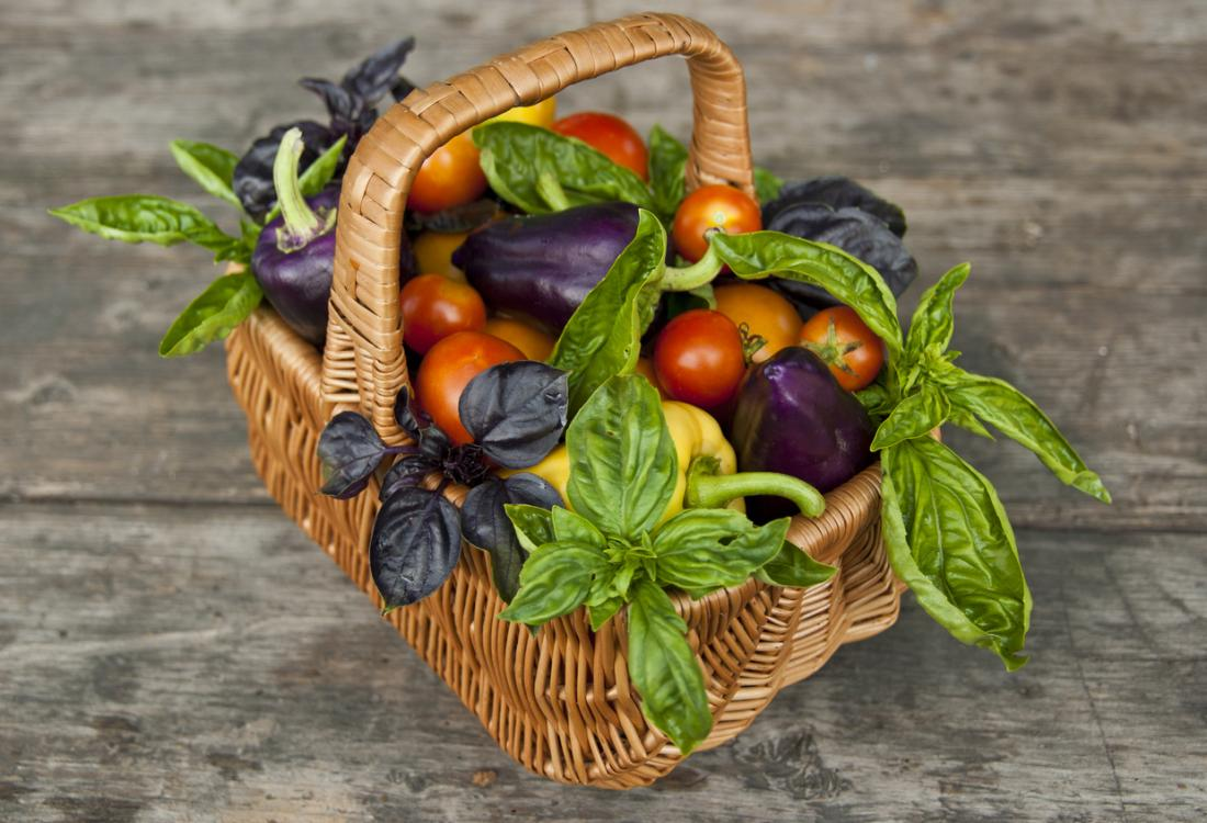 Many people choose a vegetarian diet for ethical reasons, as well as health.