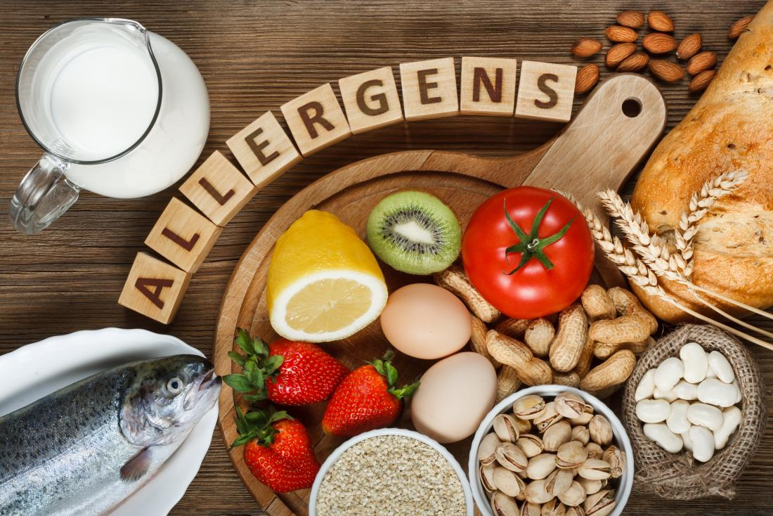 Image result for food allergy images