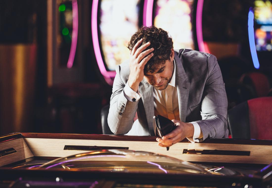 Gambling addiction: Symptoms, triggers, and treatment