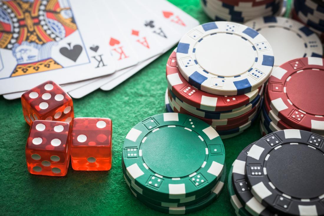 internally gambling addiction