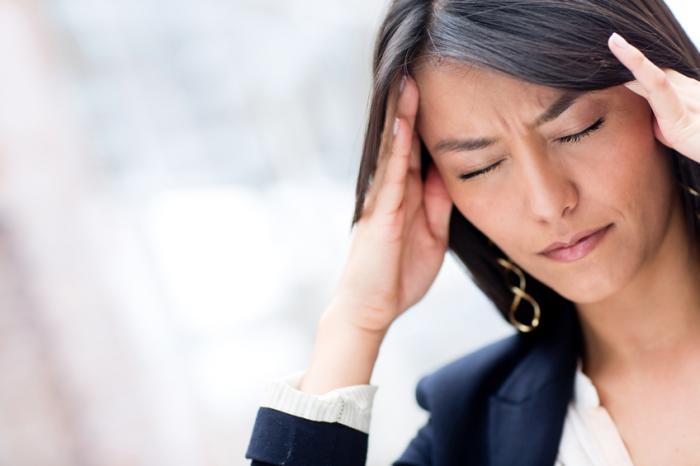Drinking Rebbson water prevents headaches