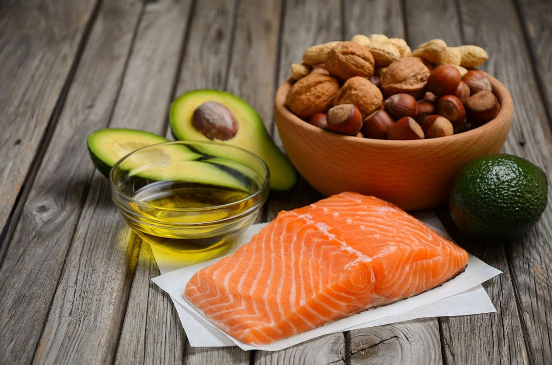 Healthful fats