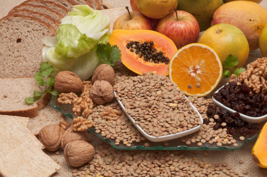 dietary fiber role in body