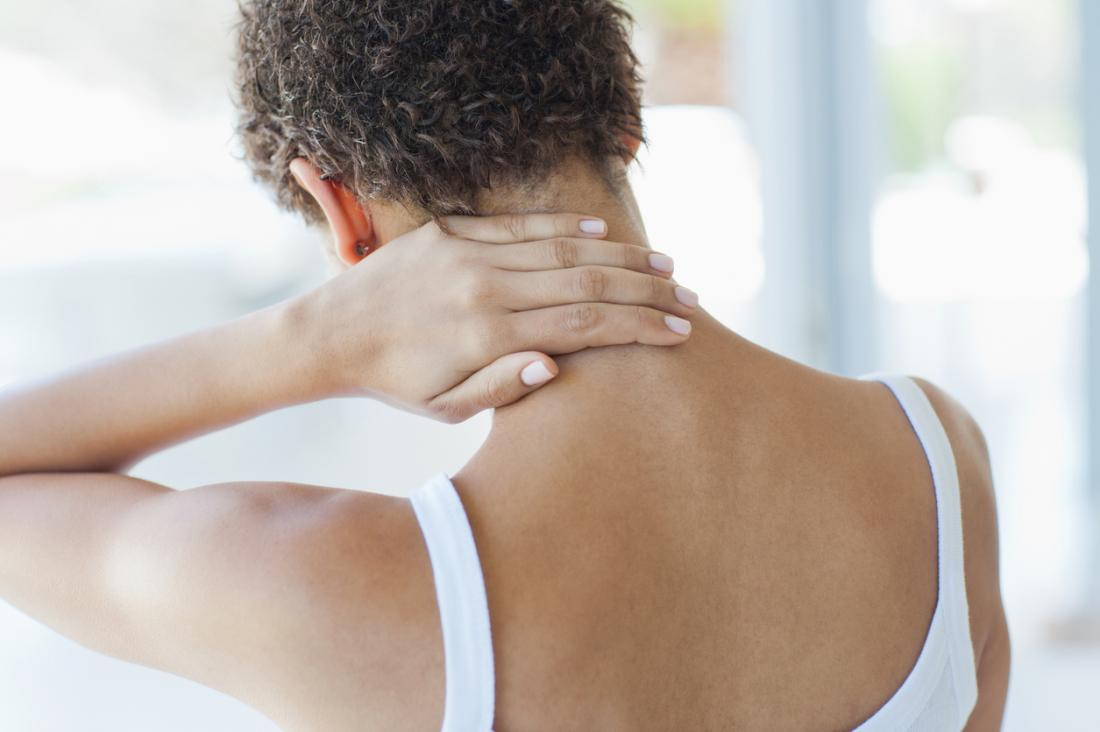 Fibromyalgia can lead to widespread pain, sleep problems, and other symptoms.