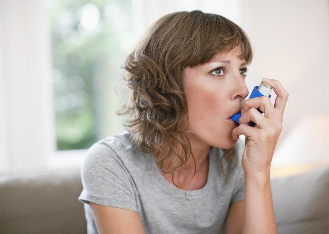 Beta-blockers asthma