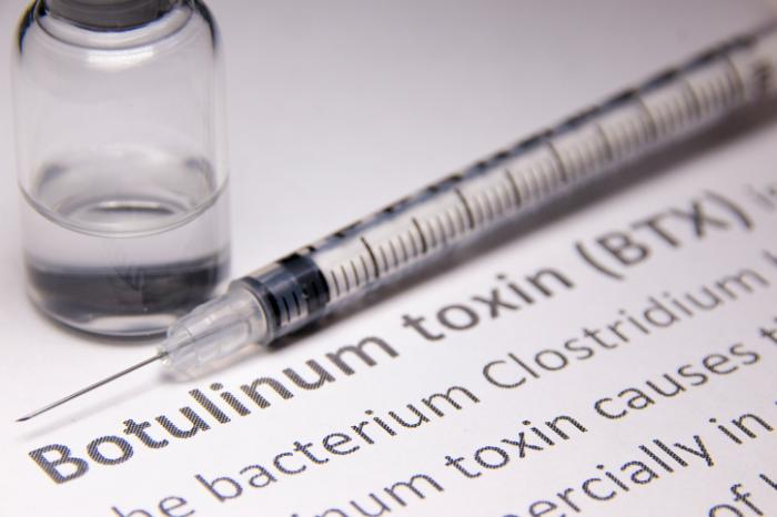 [botulinum toxin is responsible for botulism]