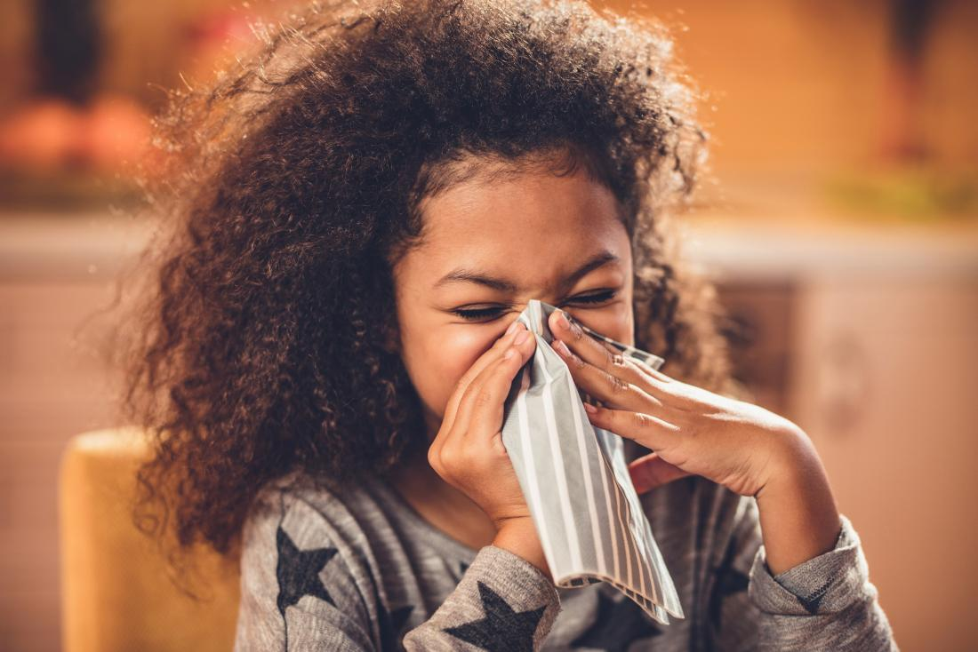 Nonallergic rhinitis triggers symptoms similar to those of a cold.