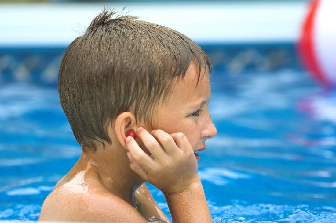 Swimmer's ear is an infection