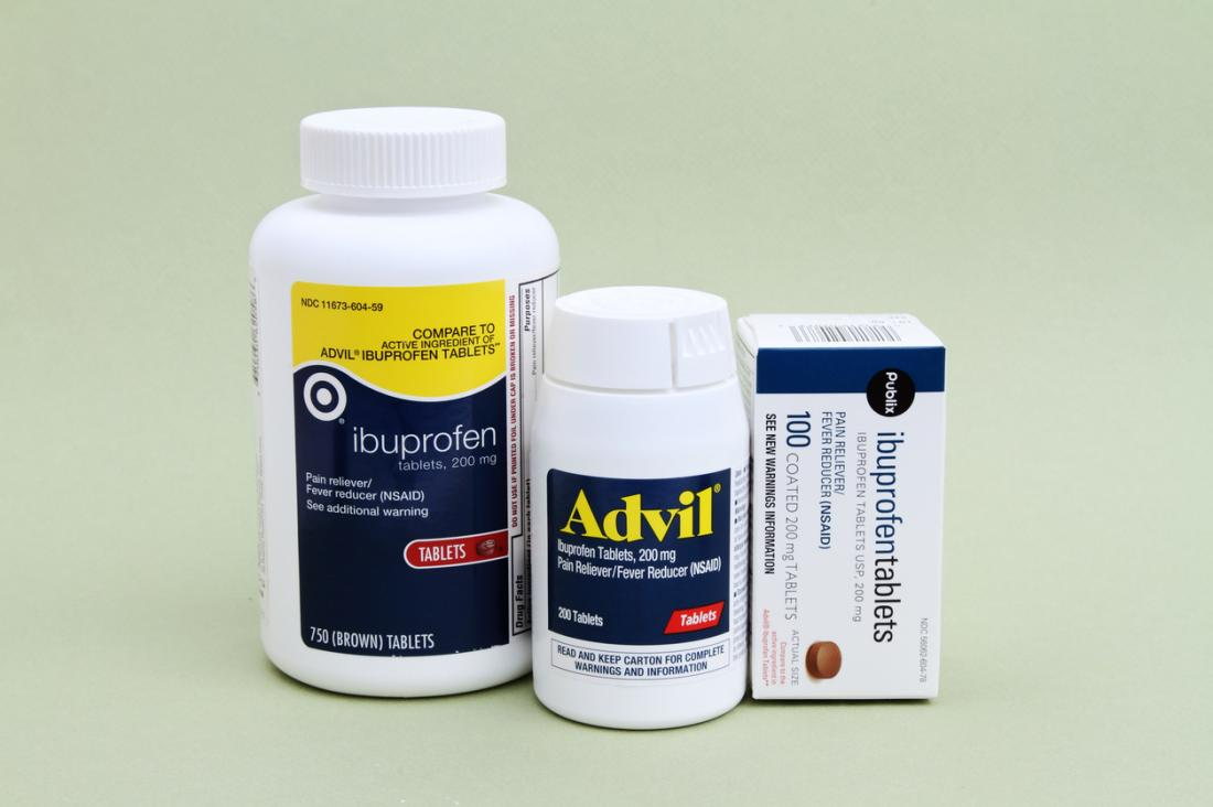 Ibuprofen, advil and other NSAIDs