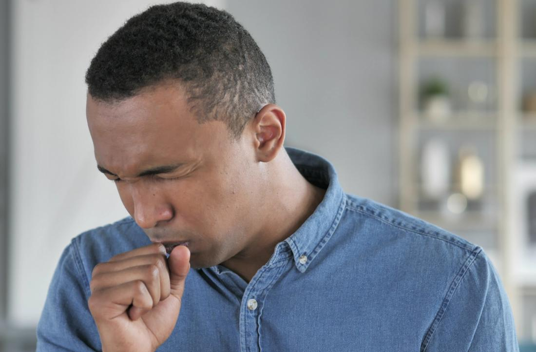 During the prodrome stage of rabies, a person may experience coughing and fever.