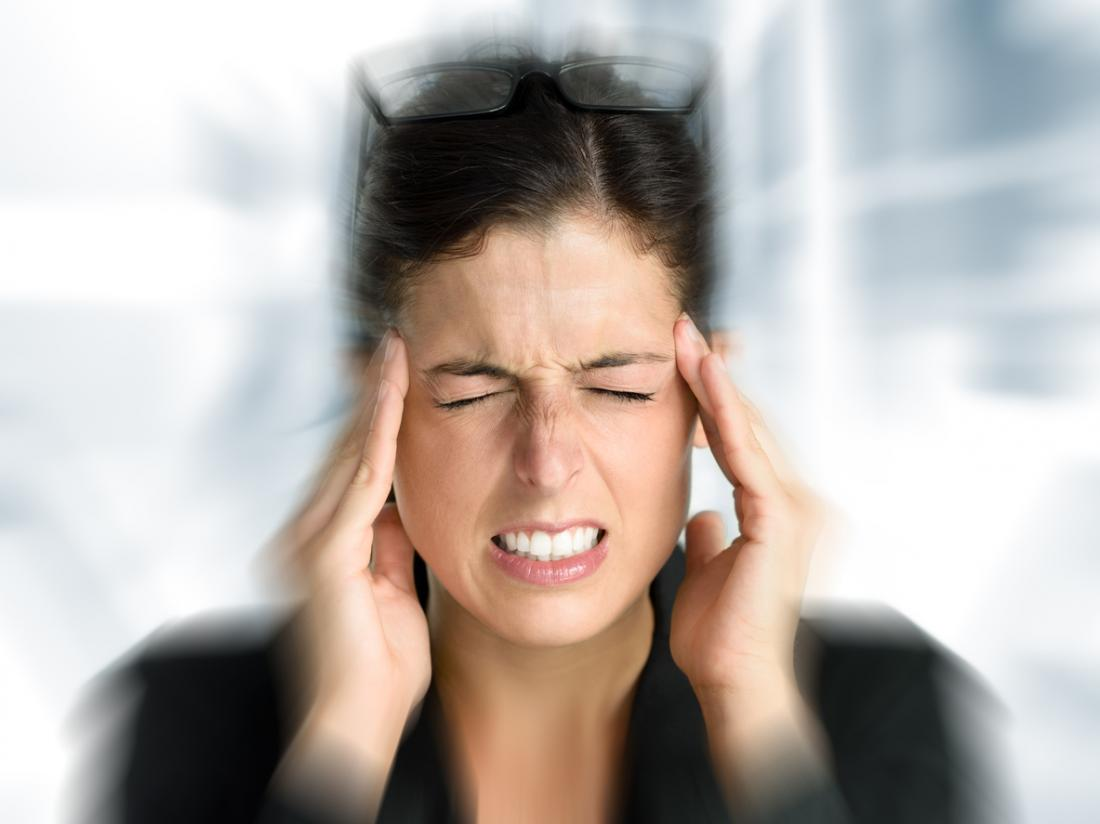 A headache and altered mental state can be signs of a brain abscess.