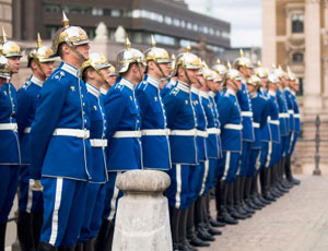 Swedish Royal Guard