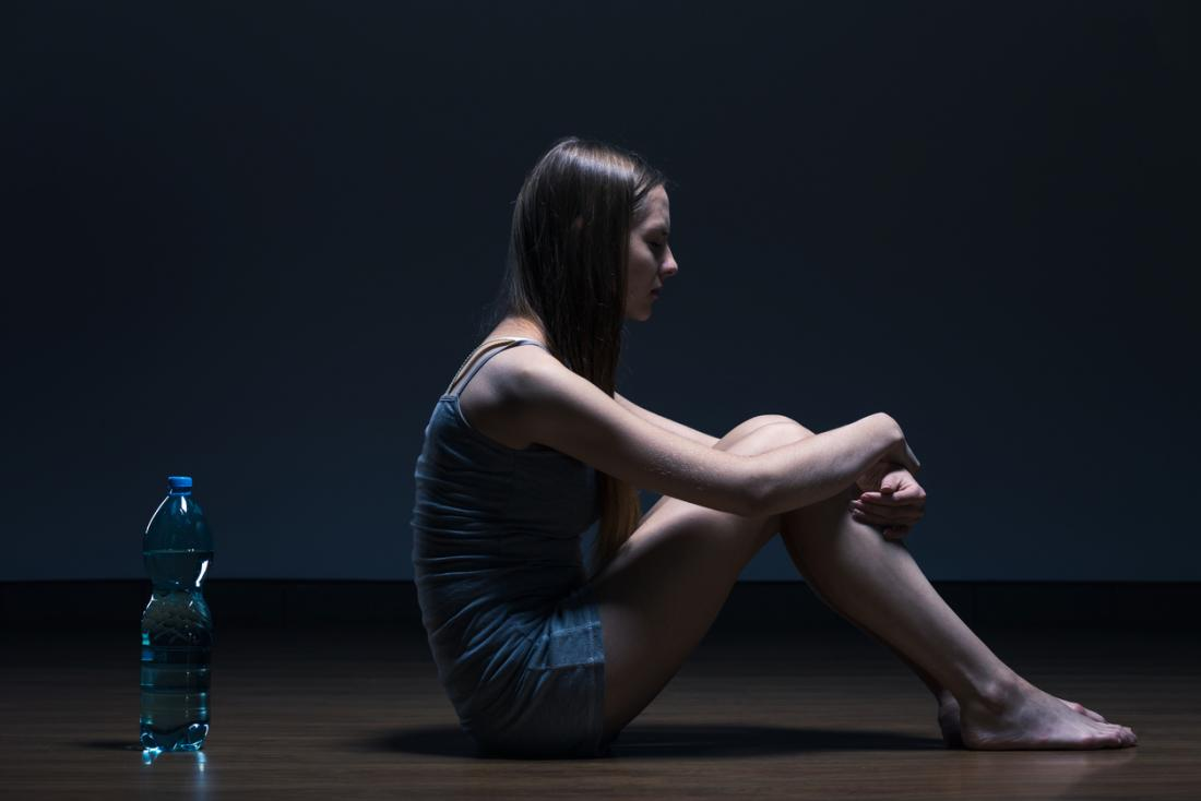 Anorexia nervosa is not only about avoiding food, but it brings emotional challenges, too.