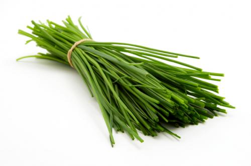 Bunch of chives