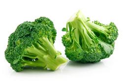 Ripe broccoli