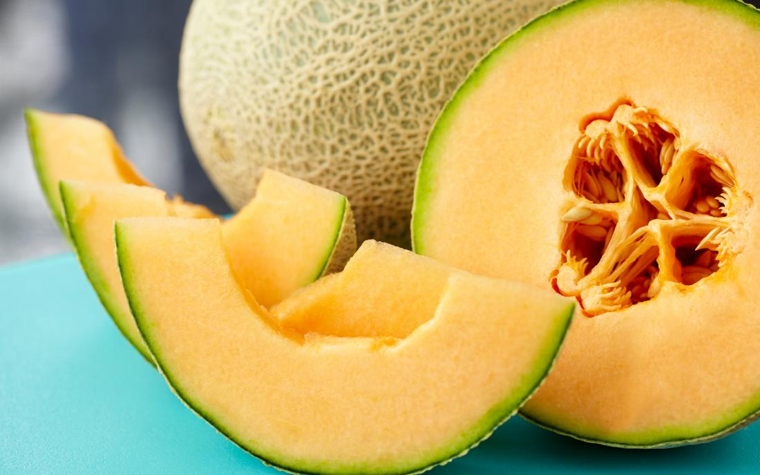 Cantaloupe: Health benefits and nutrition