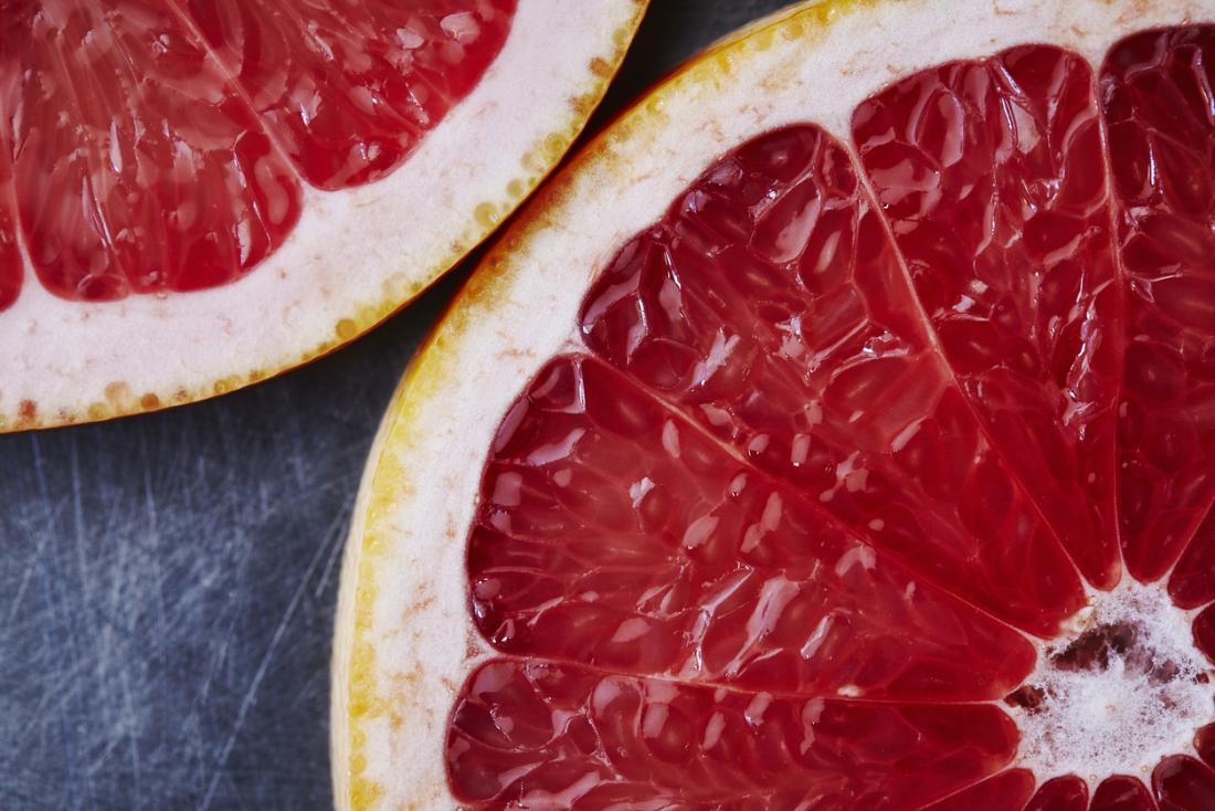 why is grapefruit juice concidered diet food