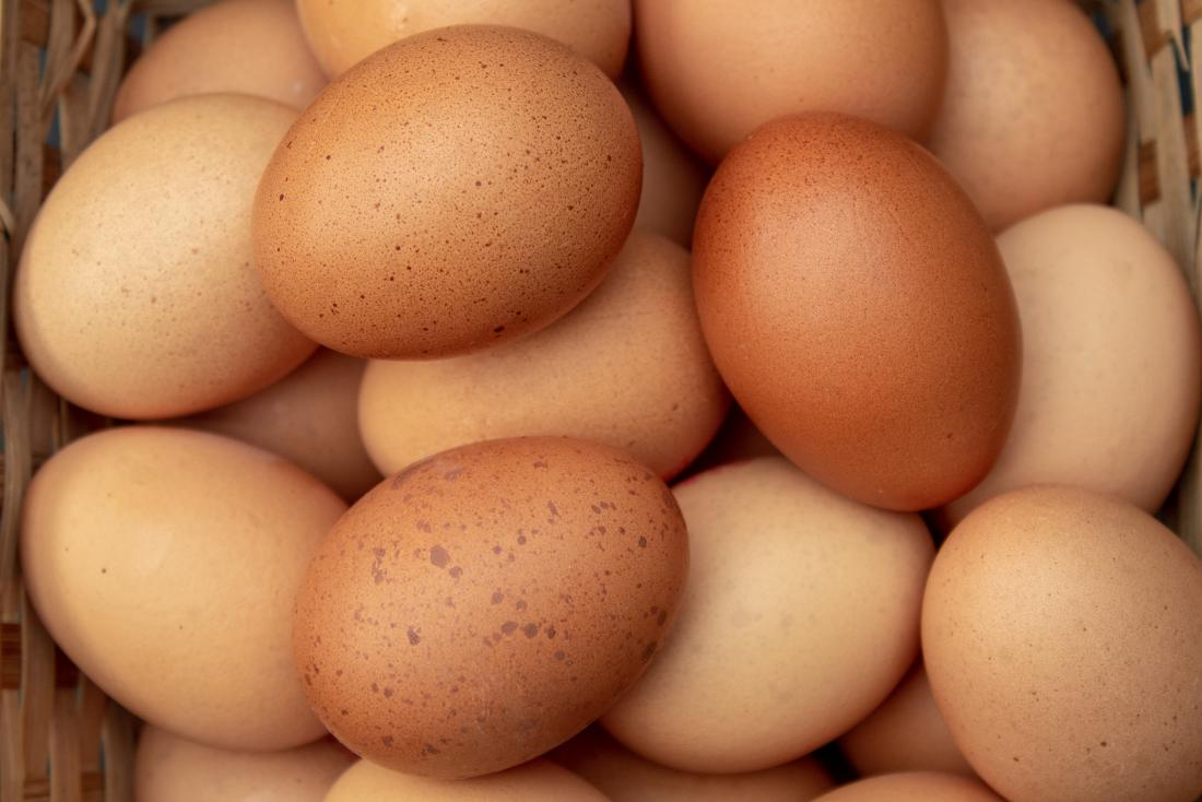 Eggs: Health benefits, nutrition, and more