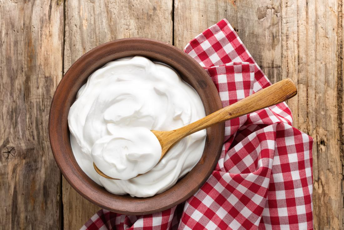 Yogurt greek