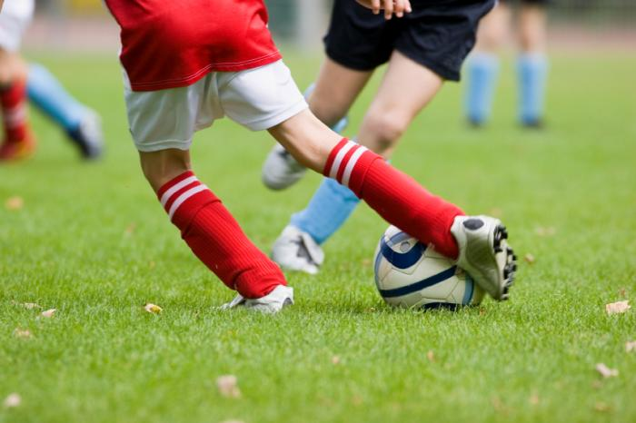 Soccer is one of the most popular sports among children in the US.