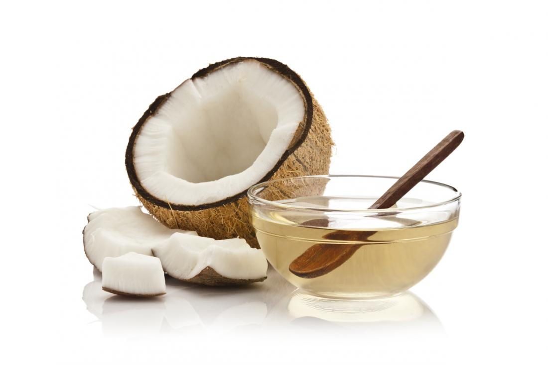 [Coconut and coconut oil]