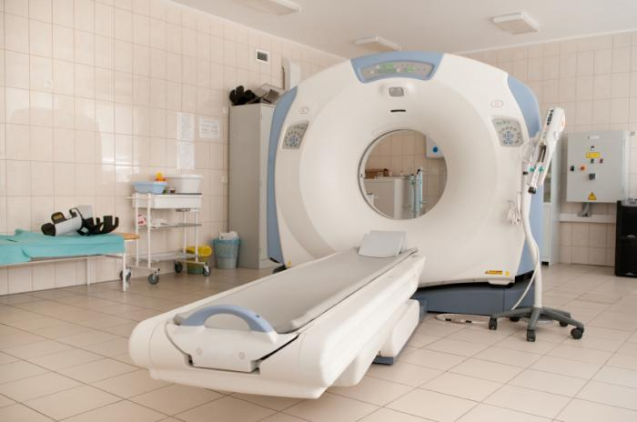 What is a cat scan like