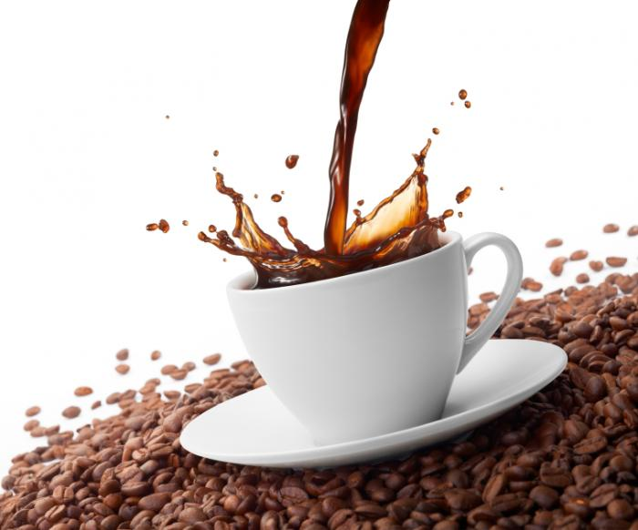 Adolescents drink too much caffeine