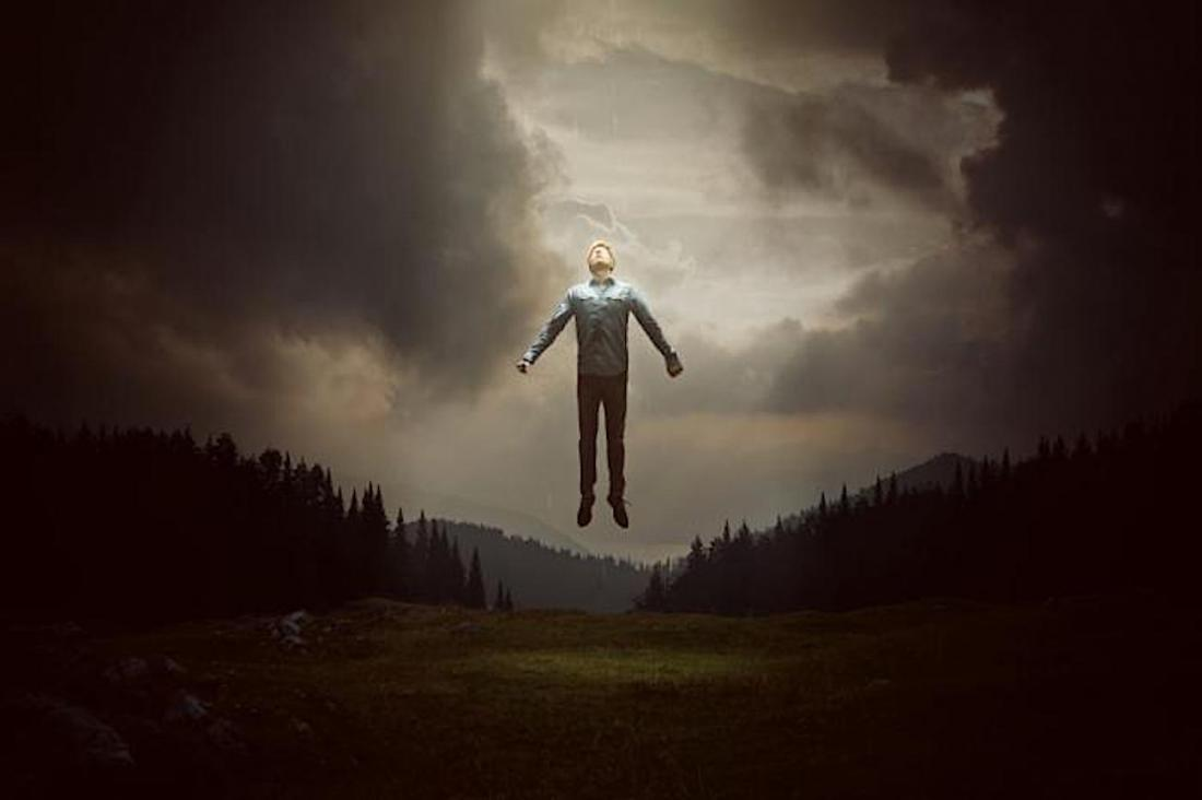 Near-death experiences: not as paranormal as they sound?